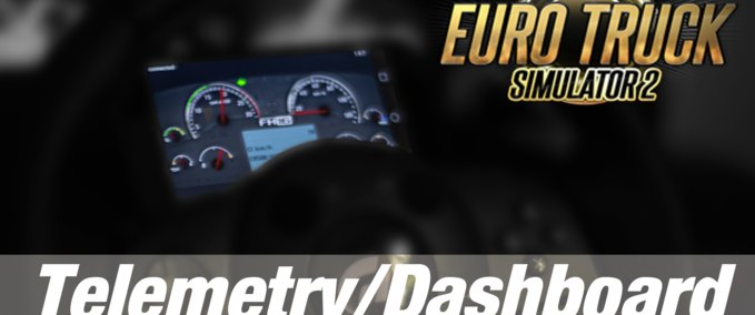 Ets2-truck-dashboard