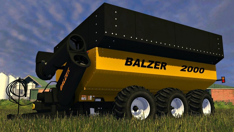 Balzer 2000 Pack