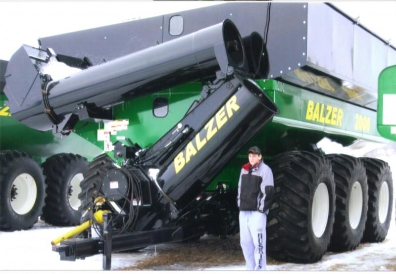 FS 2013: Balzer 2000 Pack v 1 0 Overloader Mod für Farming Simulator