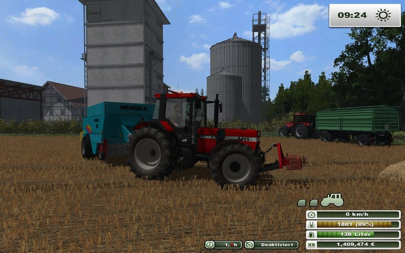 Case IH 1455 XL Profi V 2,0