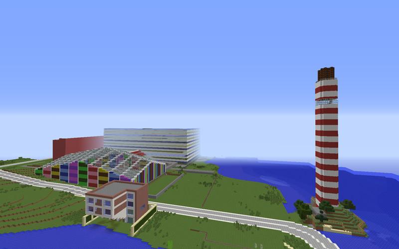 Minecraft S Bahn V Maps Mod Für Minecraft Modhosterde - Minecraft zug spiele