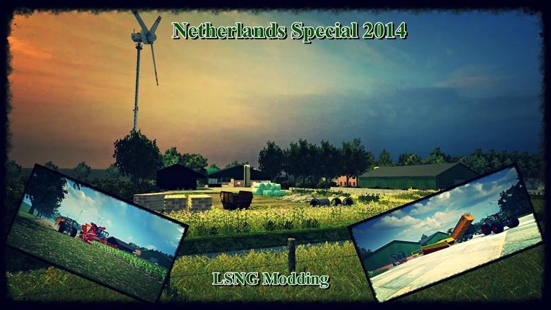 Netherlands Special 2014 v 1.0
