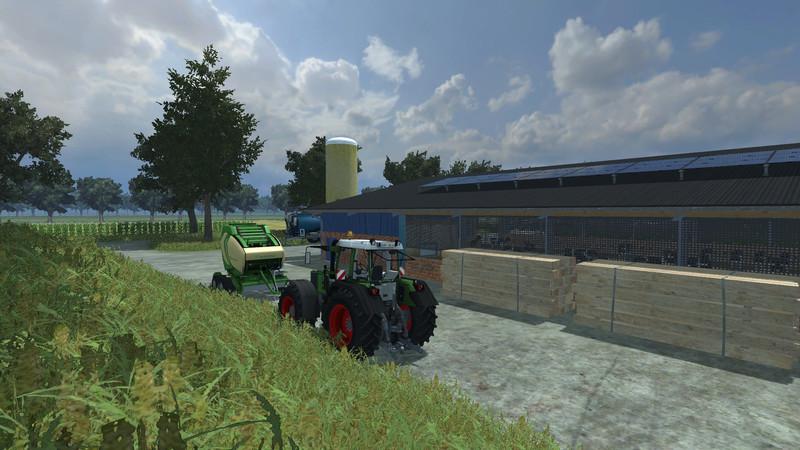 FS 2013 Netherlands Special 2014 v 12 SoilMod ChoppedStraw Maps