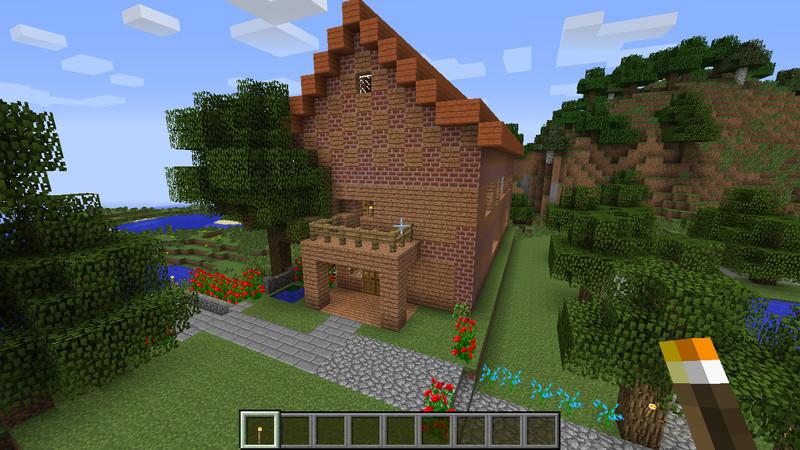 Minecraft 2 villen v 1 7 10 2 maps mod für minecraft modhoster de
