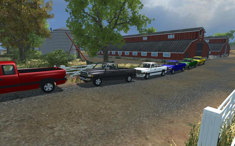 Dodge Ram Pack V 1.0