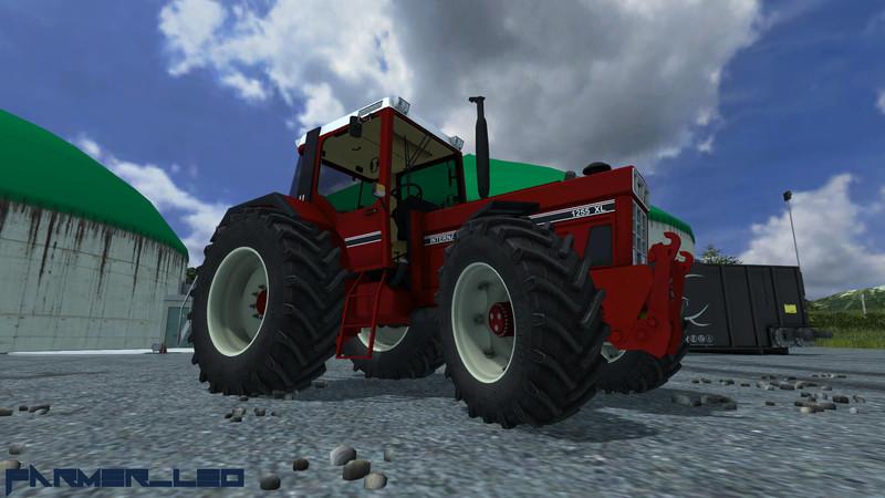 LS 2013: IHC 1255 XL v 1.0 Case Mod für Landwirtschafts Simulator