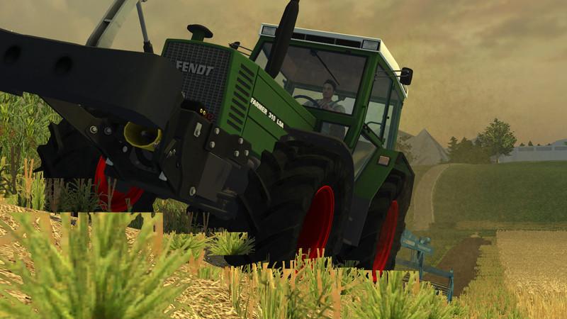 Fendt Farmer 310 LSA V 1.0 MR
