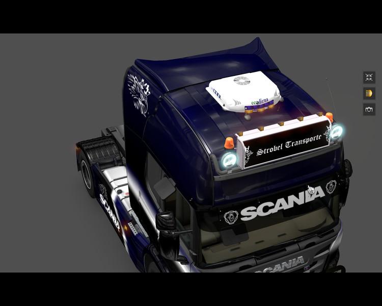 Ets Scania Rjl Glass