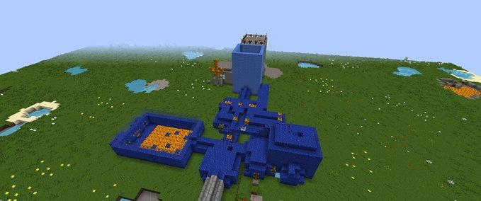Minecraft: Kleine Adventure map v 1.0 Adventure Mod für Minecraft