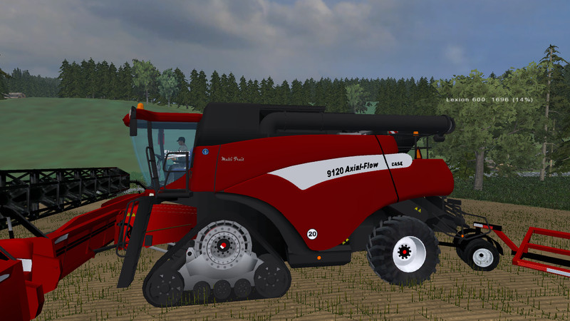 Case 9120 Axial Flow Multifruit V 1.2