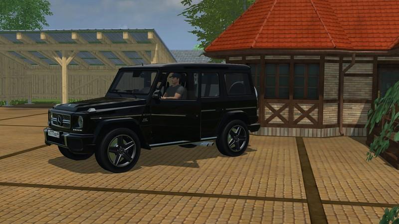 Benz G 65 AMG V 1.0