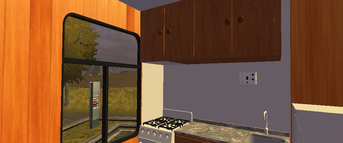 FS Casilla Rural El Sol V Other Trailers Mod Für Farming - Argentina map farming simulator 2013