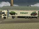 Fendt-trailer