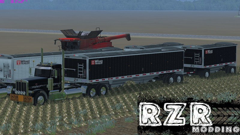 Fs 2013 Wilson Grain Trailer V 1 5 Other Trailers Mod F 252 R