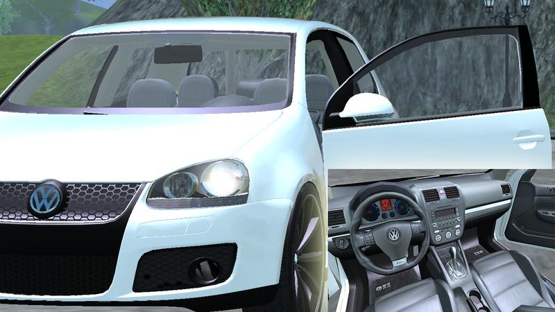 VW Golf Typ1k GTI v1