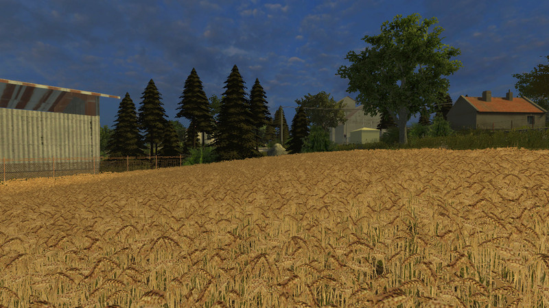 Realistic Wheat Texture V 1.0