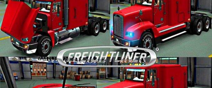 Freightliner-fld-120-interior