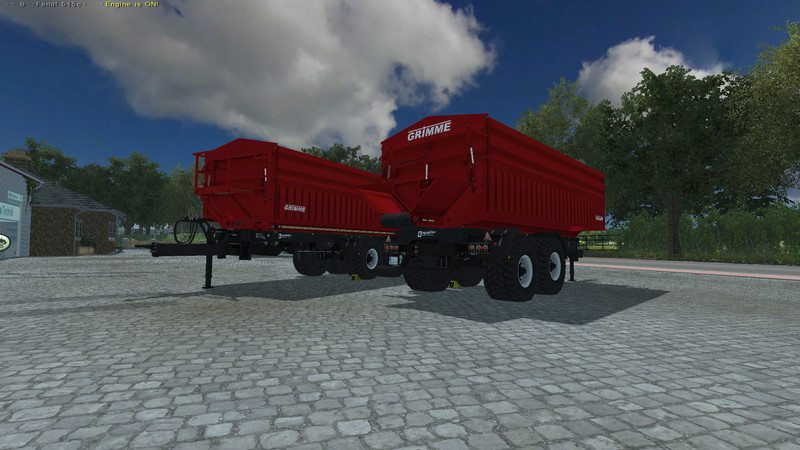 Grimme Multitrailer 190 v1 MR/Zwykła