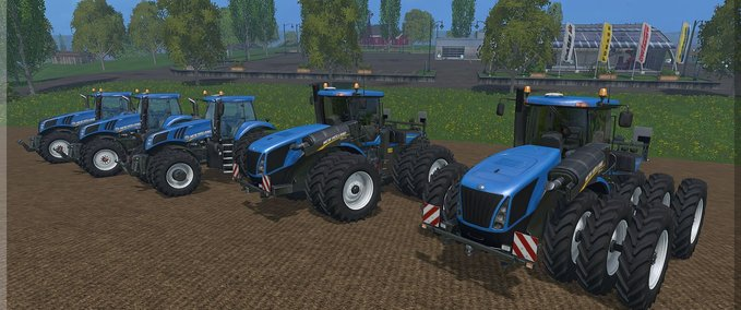 New-holland-t8-t9-wheels-pack