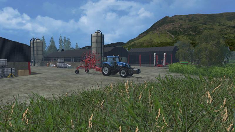 FS 15: British Farmstyle v 1 0 Maps Mod für Farming Simulator 15