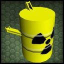 Fassgewicht-nuklear
