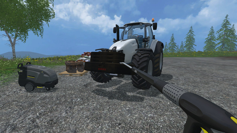 Fs 15 Claas Xerion Weight With Additional Weights V 2 0