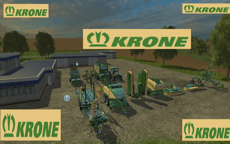 FS 15: Crown Skins v 1 91 Mod Packs Mod für Farming Simulator 15