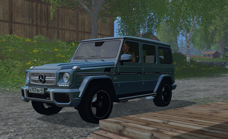 639246 - Mercedes G65 Amg 66