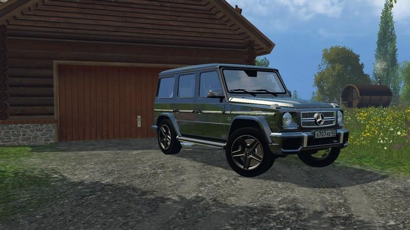 639247 - Mercedes G65 Amg 66