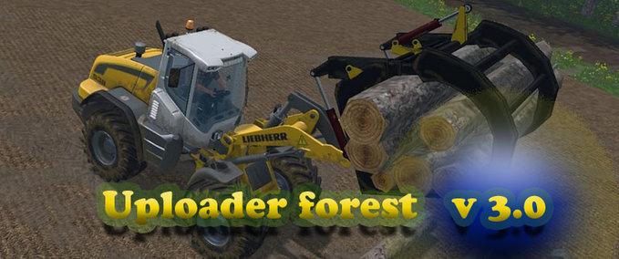 Uploader-forest
