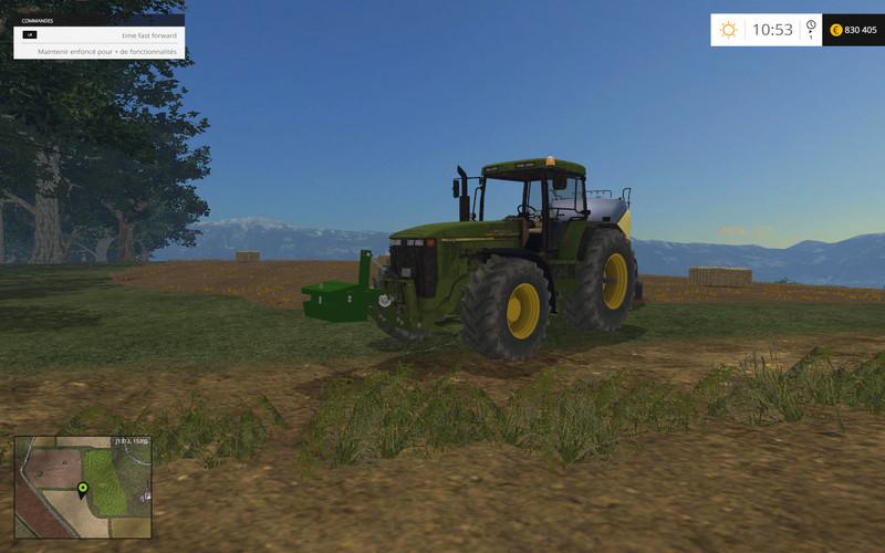 Fs 15 Jhon Deere 8410 V 1 0 John Deere Mod F R Farming