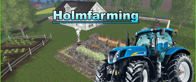 Holmfarming