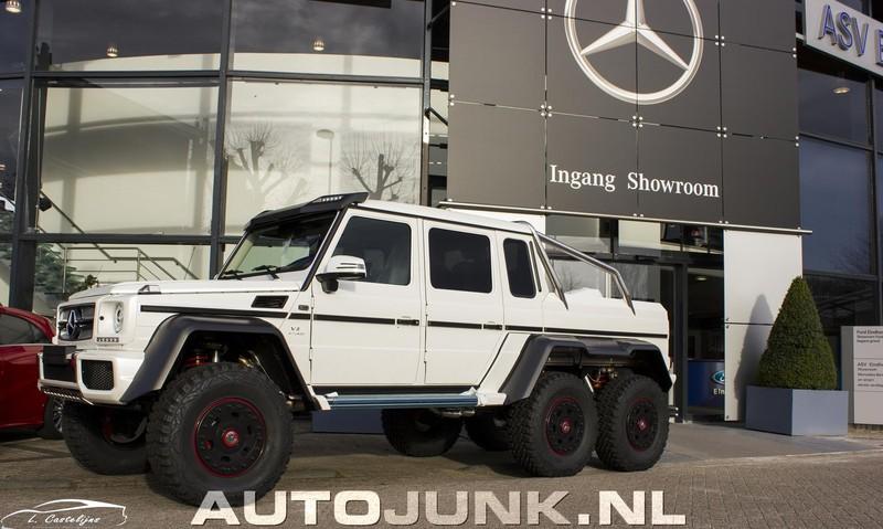 644292 - Mercedes G65 Amg 66