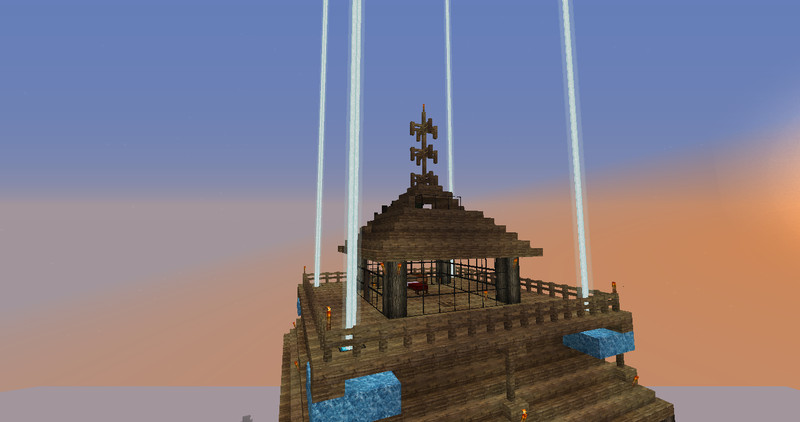 Minecraft haus am berg v 2 0 maps mod f r minecraft for Modernes haus am berg