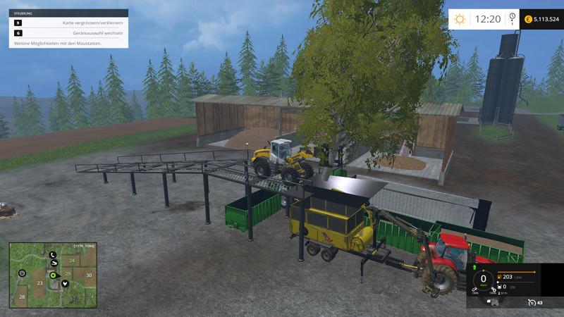 Farm Sim  Car Wash