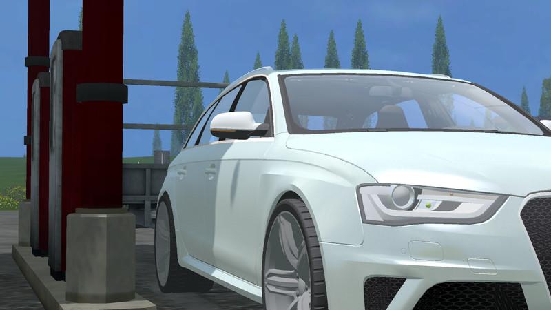 Ls 15 Audi Allroad V 1 1 Pkws Mod F 252 R Landwirtschafts