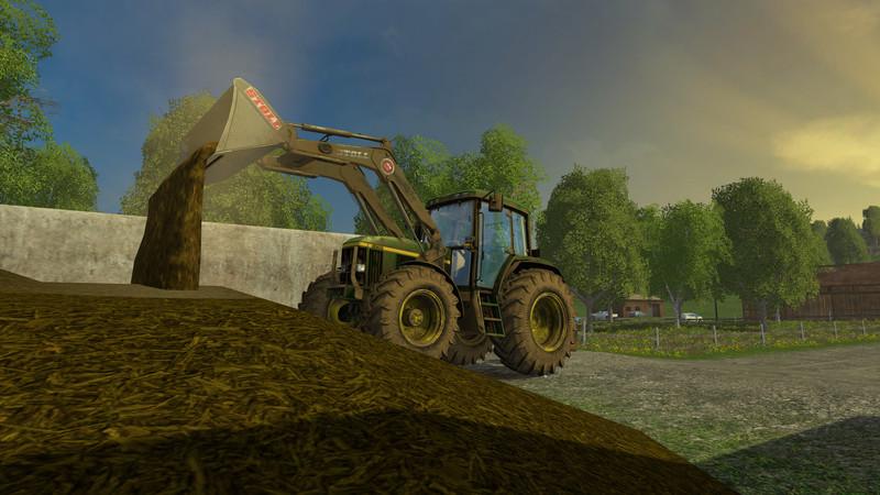 FS 15: John Deere 6810 v 1 1 6000er Mod für Farming Simulator 15