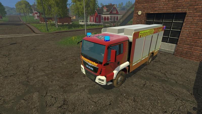 Super Truck Car City Cement