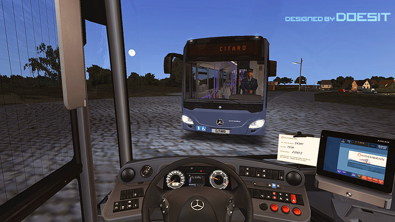 omsi: 3 generations Citaro O530G v 3 0 Buses Mod für OMSI 2