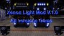 Xenon-light-mod