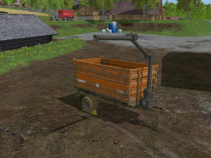 ls 15 barntner xl lw v 3 0 berladewagen mod f r landwirtschafts simulator 15. Black Bedroom Furniture Sets. Home Design Ideas