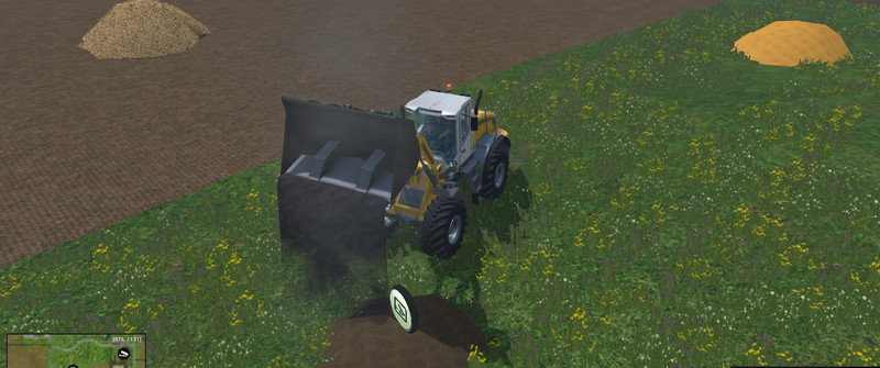 FS 15: Placeable Heaps v 1 1 Placeable Objects Mod für Farming