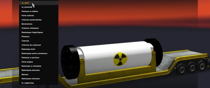 Trailer-nuclear