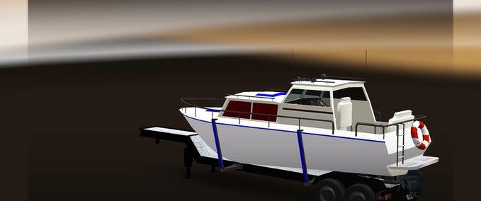 Trailer-boat