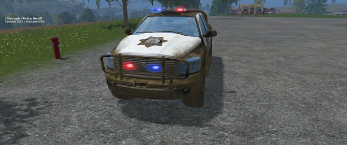 Sheriffpickup