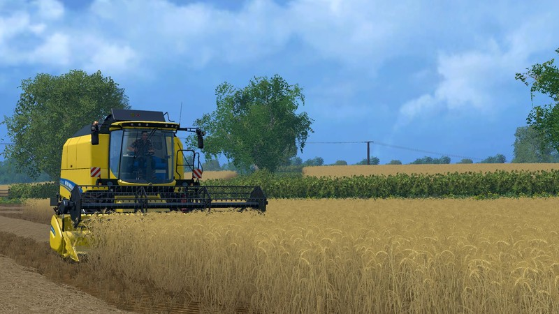 Fs 15 Manor Farm V 1 0 Maps Mod F 252 R Farming Simulator 15