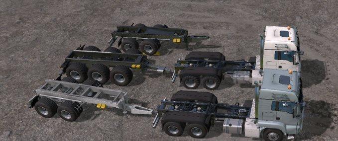 Ar-man-fahrgestelle