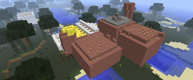 Minecraft: Mpb Arena v 1 0 By ZellerTV Maps Mod für Minecraft