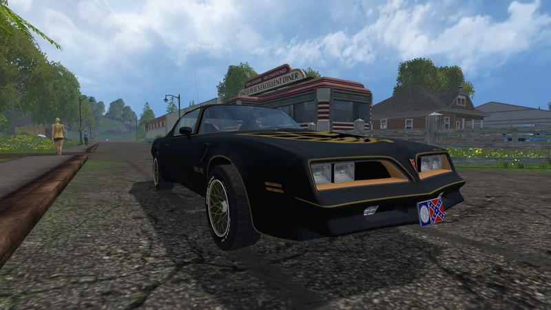 FS 15: Pontiac Firebird Trans Am 1977 v 1 1 Cars Mod für