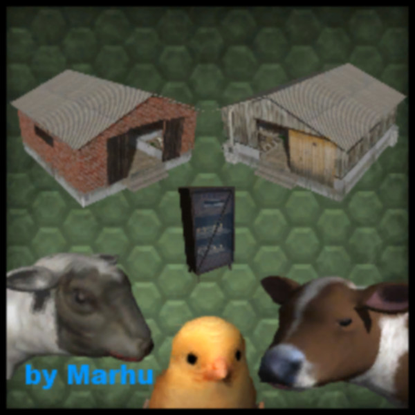 farming simulator 15 animals